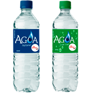 Agua Natural y Gas